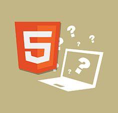 Learn #HTML5 Quiz Application