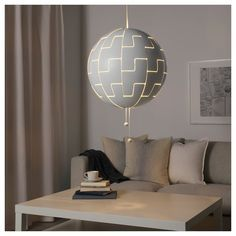 IKEA PS 2014 Pendant lamp - white - IKEA Ikea Ps 2014, Ikea Boys Bedroom, Gamer Bedroom, Bedroom Ideas, Ikea Ceiling Light, Ceiling Lights, Clear Light Bulbs, Yurts