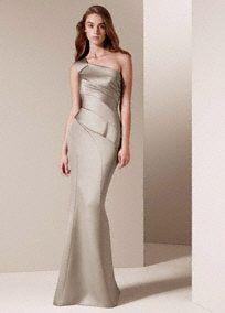 White by Vera Wang Bridesmaid Dresses at David's Bridal
