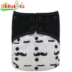 Ohbabyka Waterpoof PUL Bamboo Charcoal AI2 Cloth Diaper Nappy Adjustable Couche Lavable Baby Double Gussets Fit babies 0-3Years #>=#>=#>=#>=#> Click on the pin to check out discount price, color, size, shipping, etc. Save and like it!
