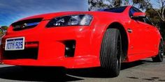 Make: Holden Model: Commodore Body Type: Sedan Year: 2008 Mileage (Km): 43100 Transmission: Manual Air Conditioning: Yes Registered: Yes Fuel Type: Petrol - Premium Unleaded Colour: Red    Price: $35499.00