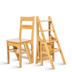 Cheap library furniture, Buy Quality library chair directly from China ladder chair Suppliers: Natural Bamboo Multi-functional Four-Step Library Ladder Chair Bamboo Furniture Ladder Stool Cottage Chair Convertible Ladder Pallet Furniture Designs, Wooden Pallet Projects, Diy Furniture Plans, Library Furniture, Space Saving Furniture, Library Chair, Bamboo Furniture, Cool Furniture, Homemade Outdoor Furniture