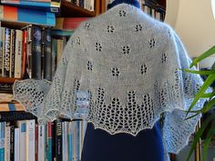 Ravelry: Snowflakes & Icicles pattern by Sue Lazenby