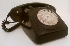 Telefone de disco, 1983   Preço sob consulta