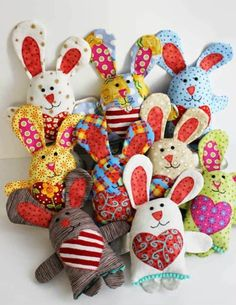 Cute Plushies | Home Decor Sewing Projects For Nifty And Thrifty Home Makeovers