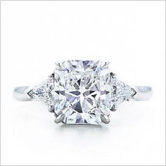 Tiffany's engagement rings are just... perfect!