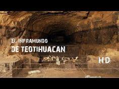 Túnel en Teotihuacán tiene 103 metros de longitud | Noticias de Cultura - YouTube