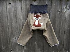 Upcycled Wool Longies