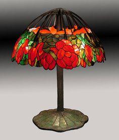 Lotus Tiffany Lamp (LT2701) - China Lamps, | Made-in-China.com Mobile