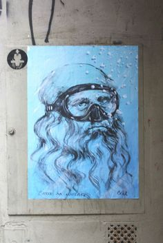 Street art in Florence by Blub