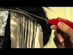 Foils for highlighting hair subtle highlights Foil Highlights, Subtle Highlights, Diy Hair Foils, I Heart Hair, Beauty Skin, Hair Beauty, Hair Facts, Hair Color Techniques, Corte Y Color