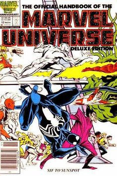 15-Issue Comic Series.