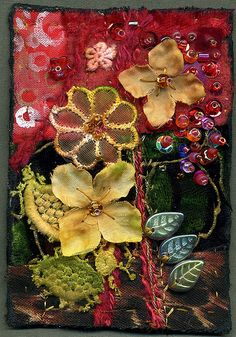 aceo | art quilt | molly jean hobbit | Flickr