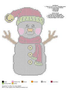 SNOWMAN FUN BOY 3 by JODY VIGEANT -- WALL HANGING
