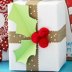 Como envolver regalos de manera original para navidad
