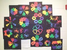 Creative Color Wheels  Cherokee, USD 247 - Junior High Art