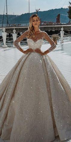 900 Ideas De Vestidos De Boda De Princesa En 2021 Vestidos De Boda Vestido De Boda Princesa Vestidos De Novia
