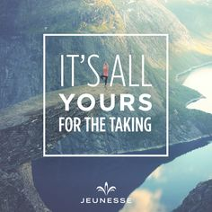 It's all yours for the taking. -  http://www.patn.jeunesseglobal.com/