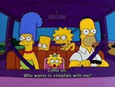 Come on! Complain with Homer! #pic