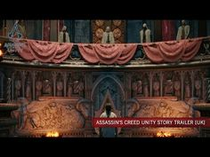 Assassin's Creed Unity Story Trailer - Word of The Nerd