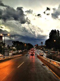 my city #Hermosillo #Sonora #México  sunset