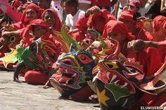 Diablos Danzantes de Yare celebran 264 años de tradición - Caracas - EL UNIVERSAL