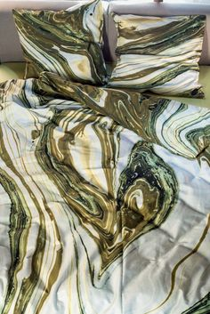 Atelier Pfister Collection 2013, bed linen by Claudia Caviezel