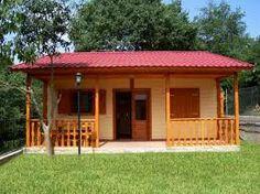 Cadena Bamboo House Design, Simple House Design, Tiny House Design, Small Bungalow, Bungalow Homes, Filipino House, Barbecue Garden, Backyard Guest Houses, Hacienda Homes