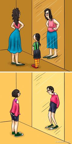 Sad Comics, Funny Comics, Stupid Funny Memes, Funny Relatable Memes, Bazar Bizarre, Pictures With Deep Meaning, Thursday Humor, Satirical Illustrations, Meaningful Pictures