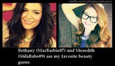 #macbarbie07 #stilababe09 #youtubers yeah(: