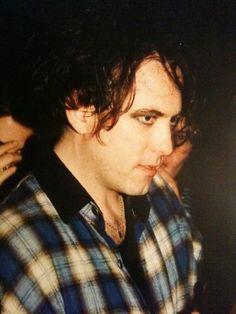 Robert Smith of The Cure  media.photobucket.com