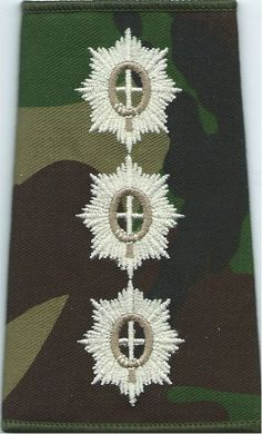 Household Cavalry Captain Rank Slide DPM Camouflage Officer rank badge for sale British Armed Forces, Royal Marines, Royal Air Force, Badges, Camouflage, Household, Army, Military, Shoulder