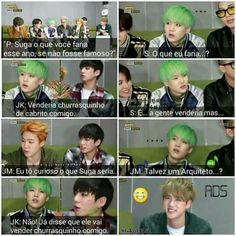 Eu to só o Jin kkk Bts Memes, K Meme, Bts Meme Faces, Seokjin, Namjoon, Taehyung, Bts Bangtan Boy, Bts Jungkook, K Pop
