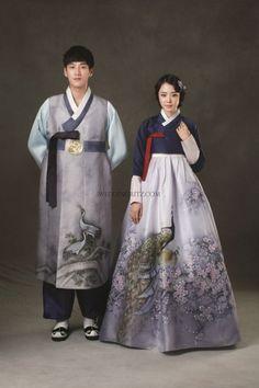 Korea pre-wedding photo, Korean traditional clothes, hanbok shop, Korea traditional clothes