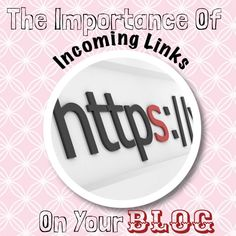 Great blog resource....how to create links to your blog and clickable links
