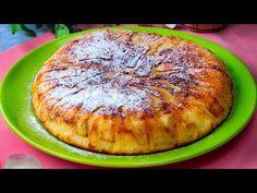 Prăjitură cu mere în 20 de minute, la tigaie. Delicată, aromată și foarte gustoasă! Cookrate-Romania - YouTube No Cook Desserts, Cantaloupe, Muffin, Food And Drink, Sweets, Apple, Diet, Cooking, Breakfast