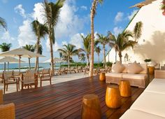Imagine a luxurious vacation in Mexico's Riviera Maya - the sea, sand, food, the experiences. Browse photos of our all inclusive Playa del Carmen resort & spa. Grand Velas Riviera Maya, Riviera Maya Mexico, Mexico Resorts, Mexico Vacation, Bistro Restaurant, Exotic Places, Destin Beach, Hotels And Resorts, Dream Vacations