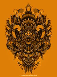 garuda art that i love pinterest tattoo khmer tattoo and tatting. Black Bedroom Furniture Sets. Home Design Ideas