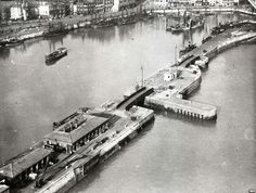 An poster sized print, approx (other products available) - Royal Harbour, Ramsgate, Kent. Photographed in 1920 by Aerofilms Ltd. - Image supplied by Historic England - poster sized print mm) made in Australia Fine Art Prints, Canvas Prints, Photographic Prints, Photo Wall Art, Poster Size Prints, Old Photos, Photo Mugs, England, Australia