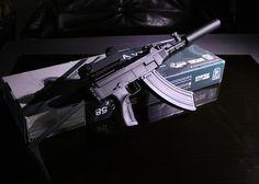 Impact Force Custom SA Vz.58 Short AEG