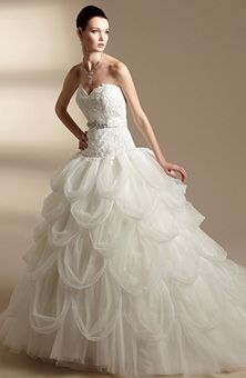 Wedding Dresses: Jasmine Couture