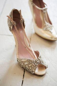 Los zapatos de tus Sueños en MR. RIGHT - My Wedding Diario