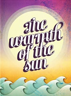"Inspired by The Beach Boys song ""The Warmt of the Sun"" and the sounds of their summer and surf songs. $18.00"
