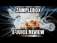 Zamplebox E-juice Subscription 10% OFF #ecigs #vaping #vape #vapelyfe #vapefam #vapedaily #vapecommunity #ejuice #girlsthatvape
