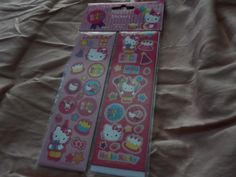 Seim's Awareness N Thrift - Hello Kitty Sticker Strips, $3.00 (http://www.seimsawarenessnthrift.com/hello-kitty-sticker-strips/)