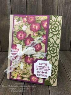 Pressed Petals Specialty Paper with Ornate Border Die by Dawn Michels for Stamping to Share Demo Swap Fun Fold Cards, Cool Cards, Doodle Frames, Doodle Borders, Christmas Rose, Specialty Paper, Get Well Cards, Sympathy Cards, Flower Art