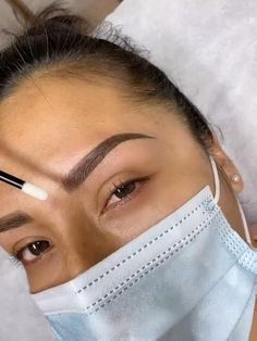 M Beauty, Beauty Makeup, Beauty Hacks, Micro Blading, Permanent Makeup Eyebrows, Dip Brow, Brow Shaping, Perfect Brows, Microblading Eyebrows