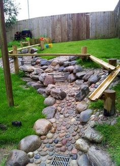 28 Awesome Backyard Kids Ideas Play Spaces Design Ideas And Remodel. If you are looking for Backyard Kids Ideas Play Spaces Design Ideas And Remodel, You come to the right place. Cozy Backyard, Backyard Seating, Backyard Playground, Backyard For Kids, Backyard Landscaping, Playground Ideas, Playground Design, Landscaping Ideas, Yard Art