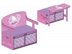 Hello Kitty 3 in 1 Opbergkist-bank-buro- � 67,00