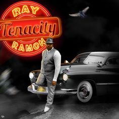 Ray Ramon and Spydaman in Tenacity (Feat. Music Covers, Music Albums, Itunes, Music Videos, Cover Art, Check